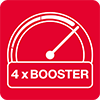 4xBooster