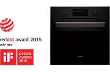 2015 - Linija Hansa UnIQ prejme nagradi Red Dot Design Award: Product Design in IF Design Award
